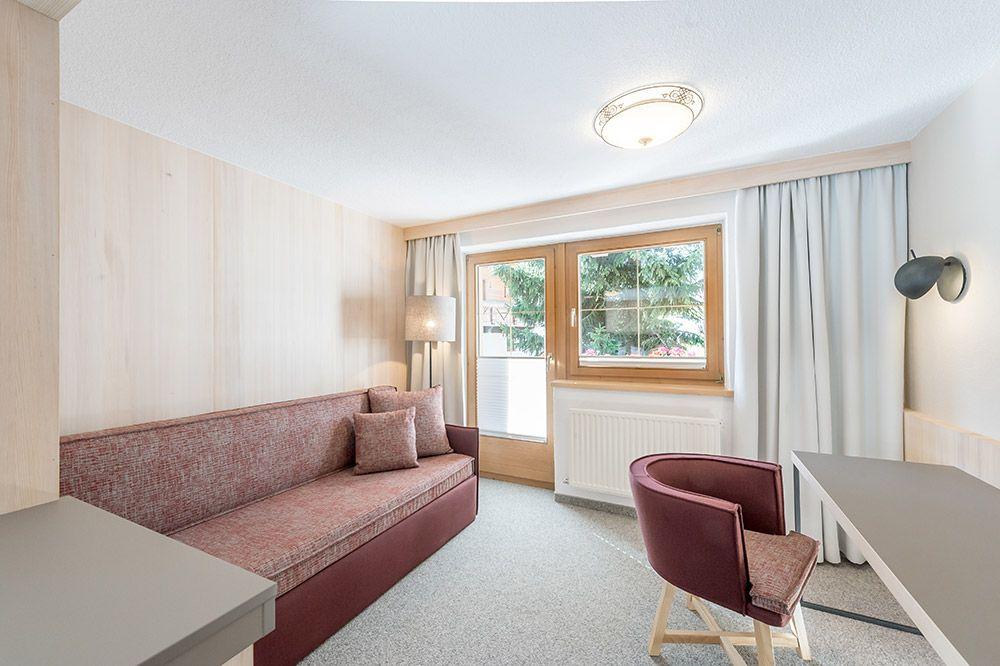 Komfortzimmer Landhaus Sepp Santer
